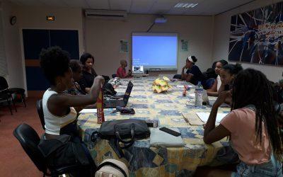 Nouvelle réunion des ambassadeurs (rices) de la Mission Cinéma Caraïbe au Lamentin