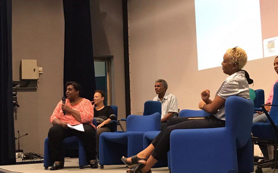 La Mission Cinéma Caraïbe fait sa conférence de presse!