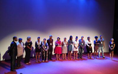 Tapis rouge pour la cérémonie d'ouverture des 11èmes rencontres professionnelles du cinéma Antilles-Guyane
