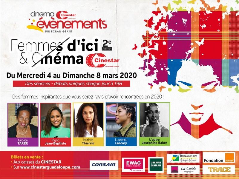 La femme est à l'honneur au cinéma en Guadeloupe