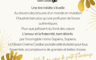 [2021] Le message de la Mission Cinéma Caraïbe