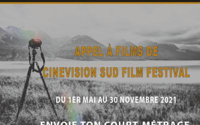 [Création] La Mission Cinéma Caraïbe lance son appel à films de Cinévision Sud Film Festival 2022